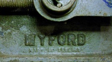 Myford Restoration